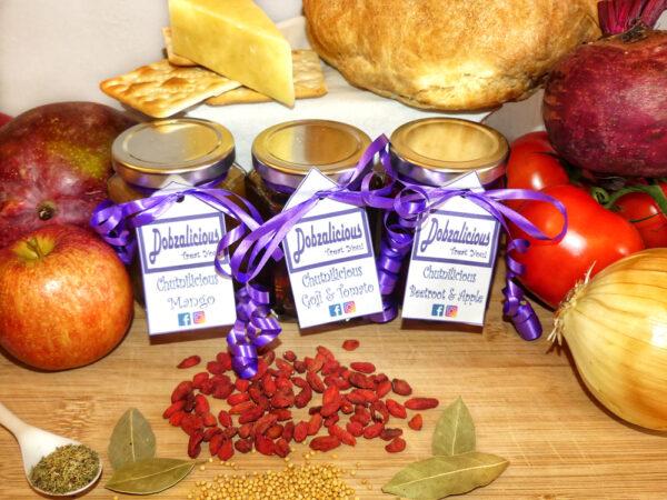 treats and gifts in Derby chutneys and preserves