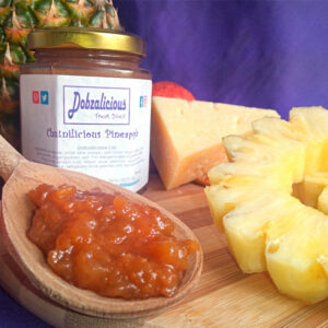 artisan pineapple chutney derby